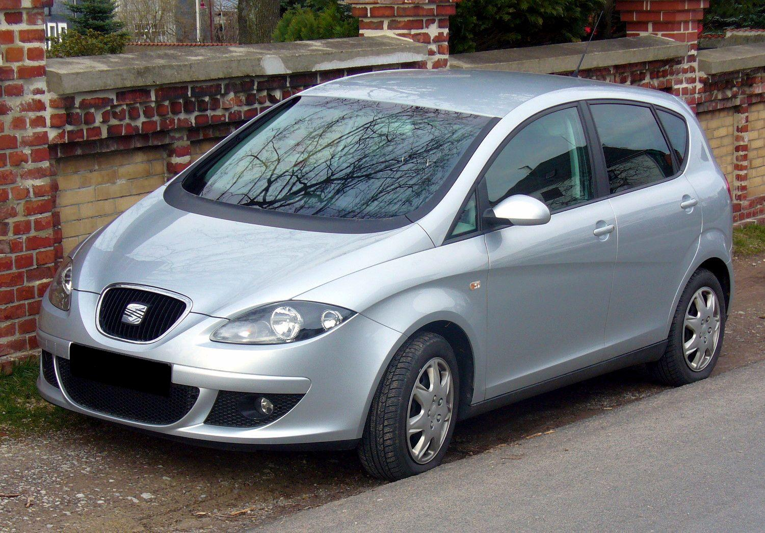 SEAT Altea photo 02