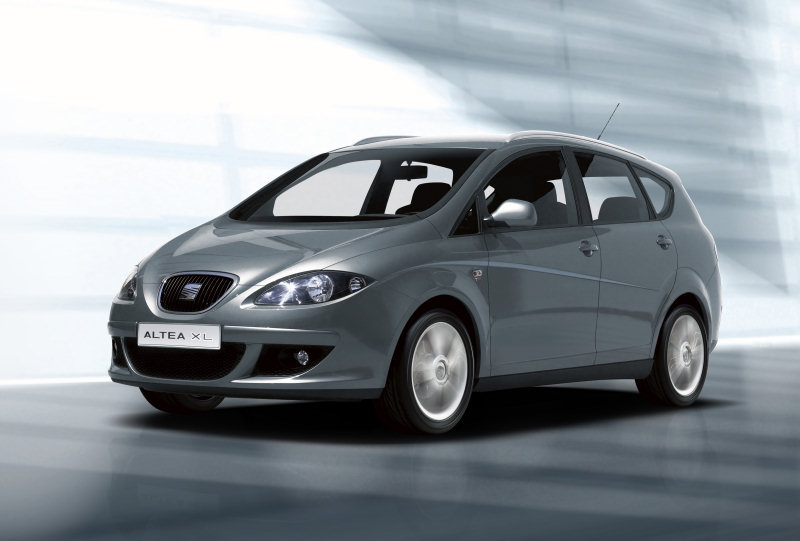 SEAT Altea photo 08