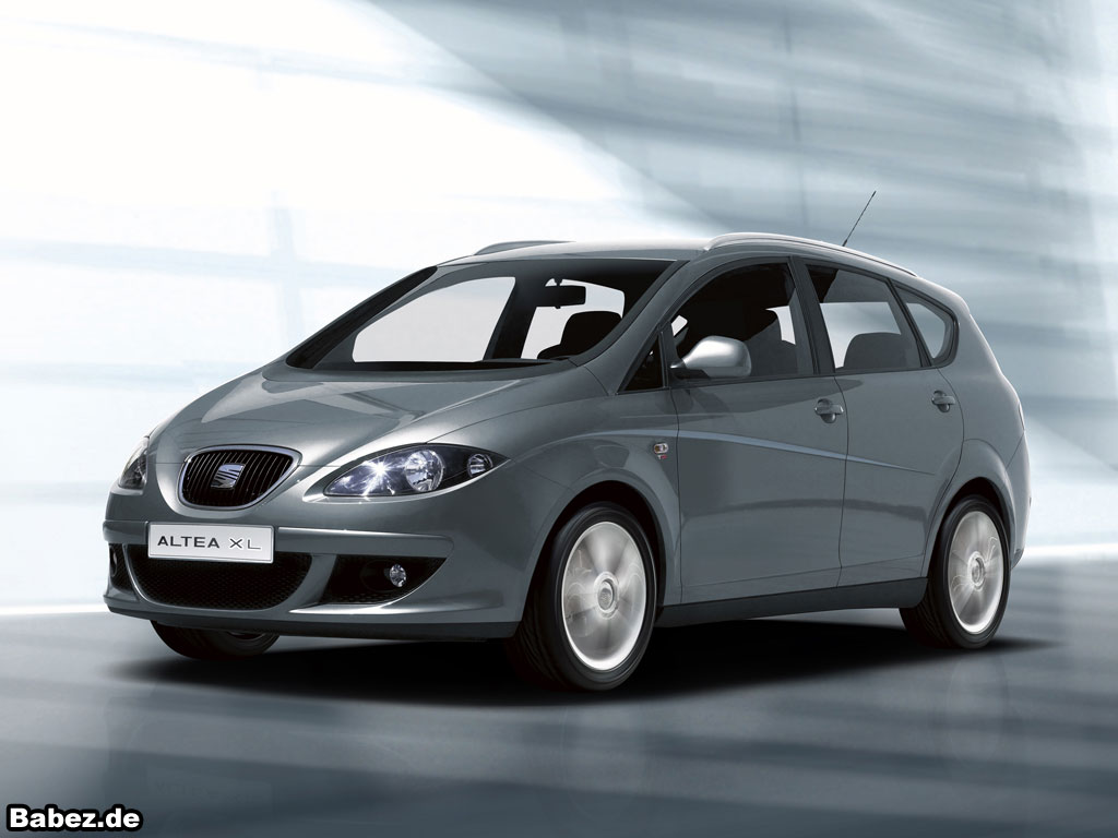 SEAT Altea XL image #8
