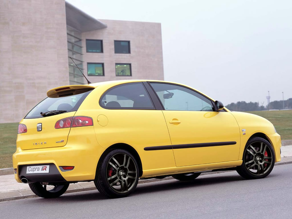 seat ibiza cupra technical details history photos on better parts ltd. Black Bedroom Furniture Sets. Home Design Ideas
