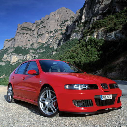 SEAT Leon Cupra R Technical Details, History, Photos On