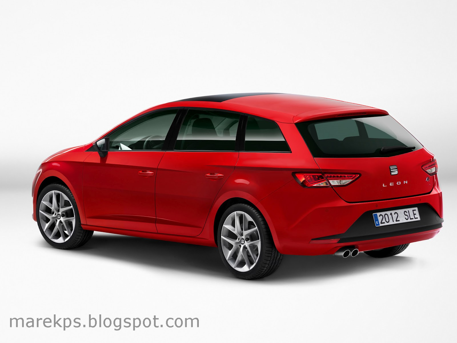 seat leon st technical details history photos on better. Black Bedroom Furniture Sets. Home Design Ideas