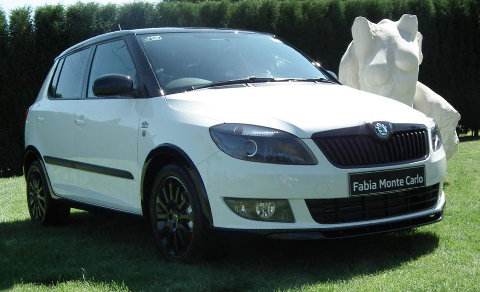 skoda fabia monte carlo technical details history photos on better parts ltd. Black Bedroom Furniture Sets. Home Design Ideas