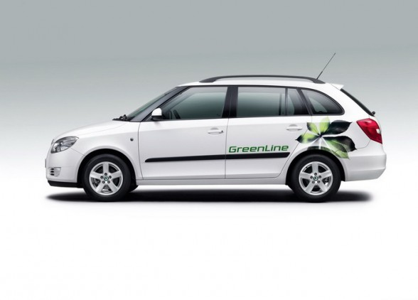 Skoda Greenline photo 01