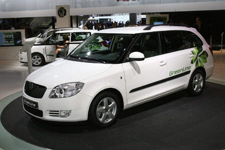 Skoda Greenline photo 02