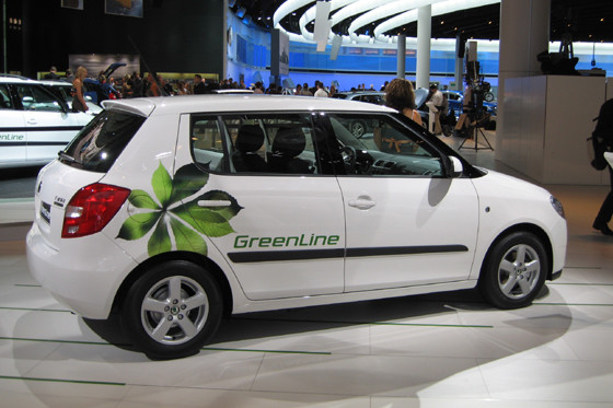 Skoda Greenline photo 03