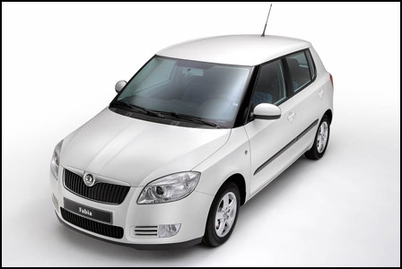 Skoda Greenline photo 04