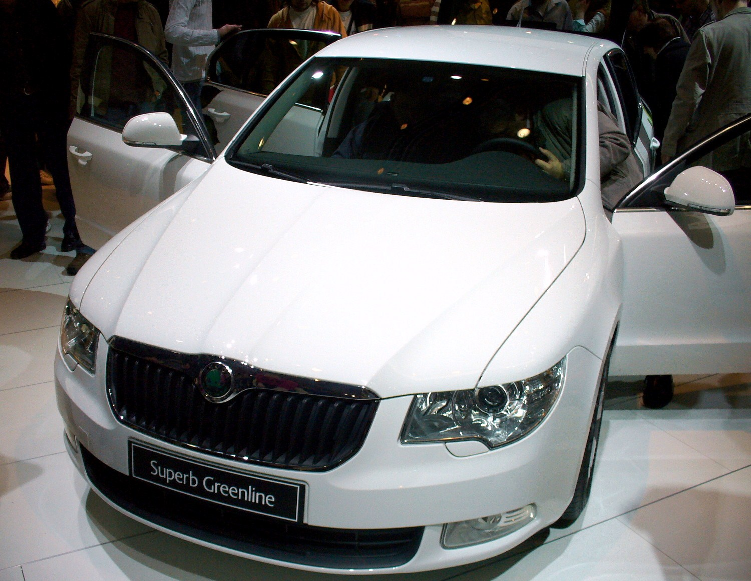 Skoda Greenline photo 07