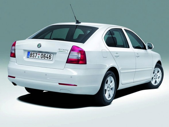 Skoda Greenline photo 09