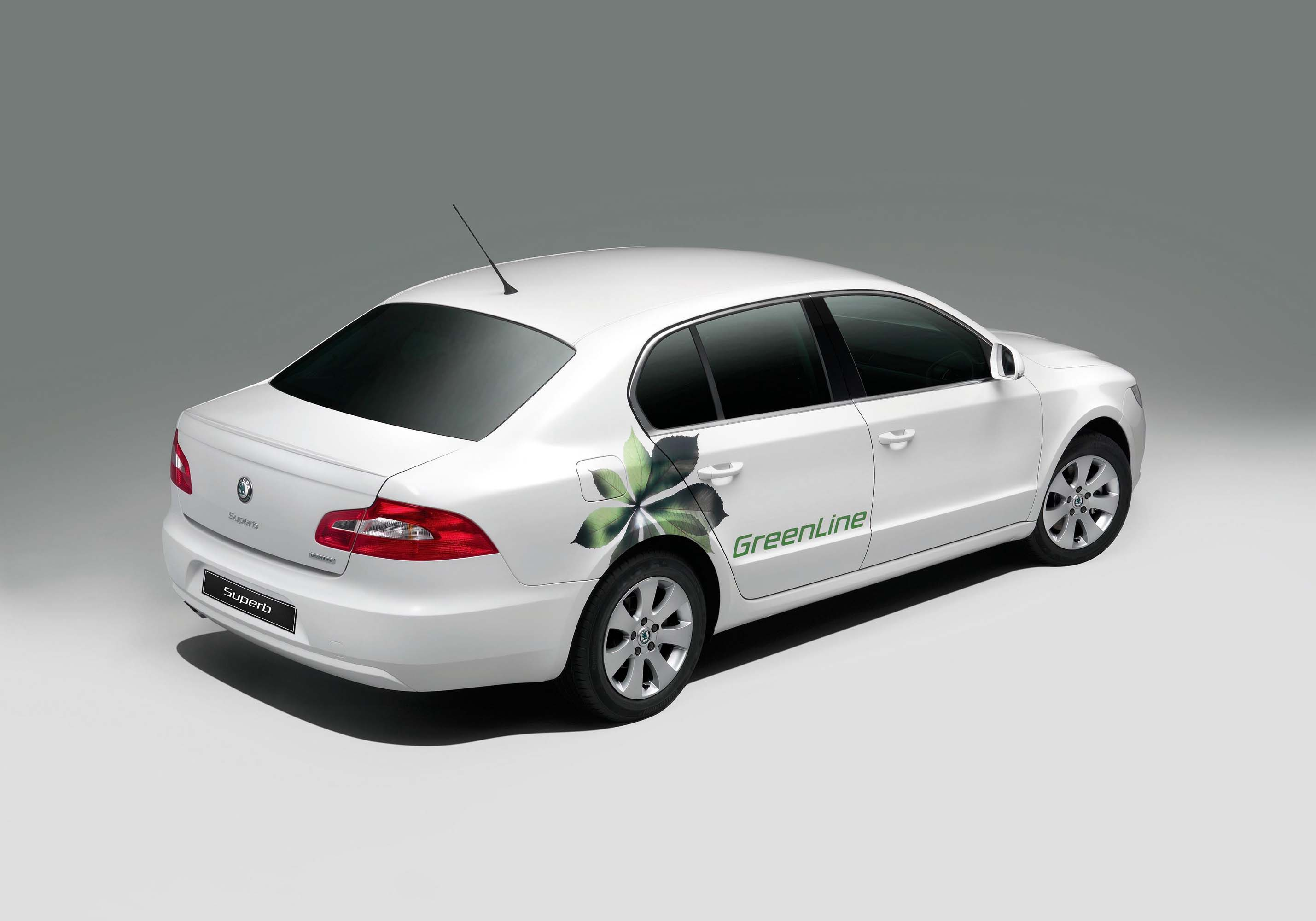 Skoda Greenline photo 10