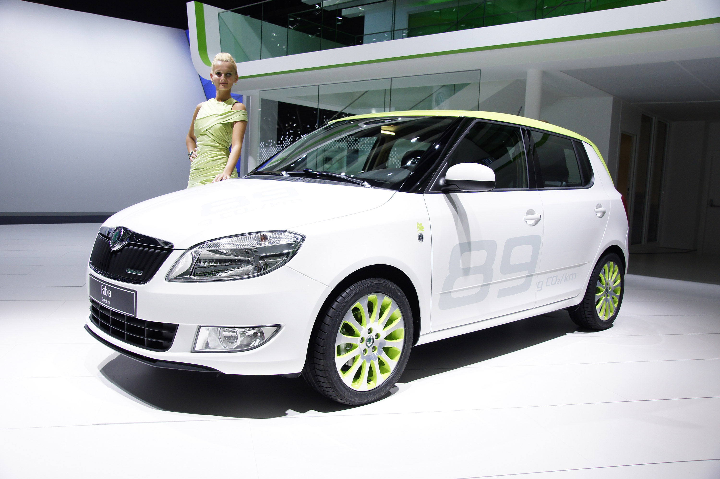 Skoda Greenline photo 11