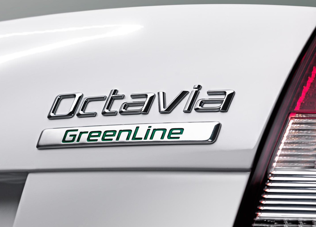 Skoda Greenline photo 12