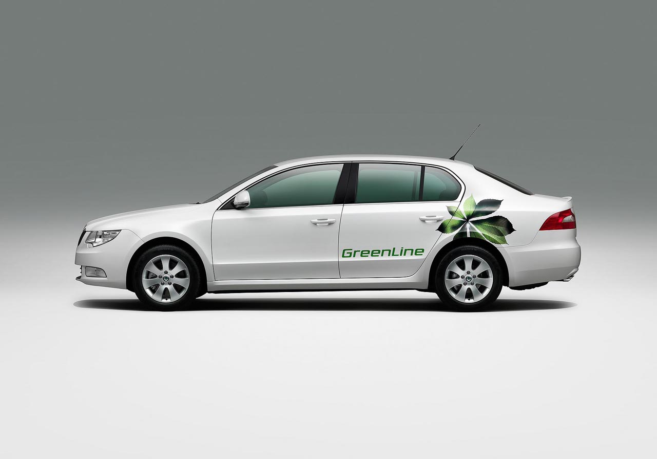 Skoda Greenline photo 13