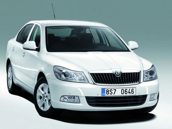 Skoda Greenline photo 16