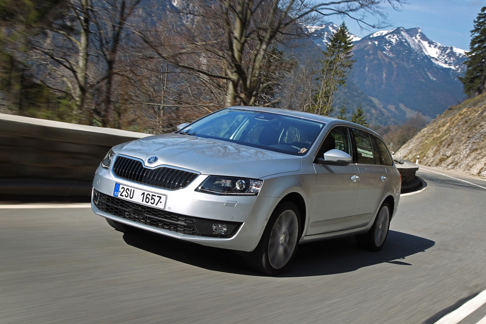 Skoda Octavia Combi Limited Edition GT photo 05