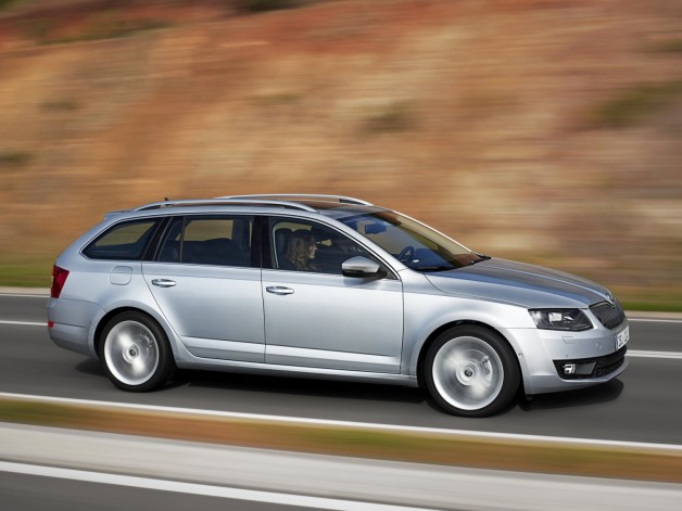 Skoda Octavia Combi Limited Edition GT photo 06