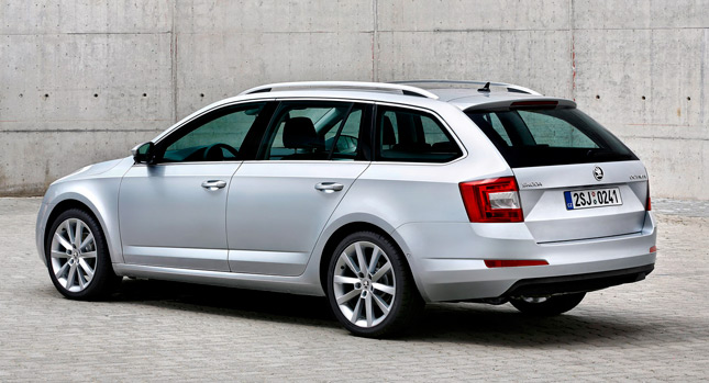 Skoda Octavia Combi Limited Edition GT photo 12