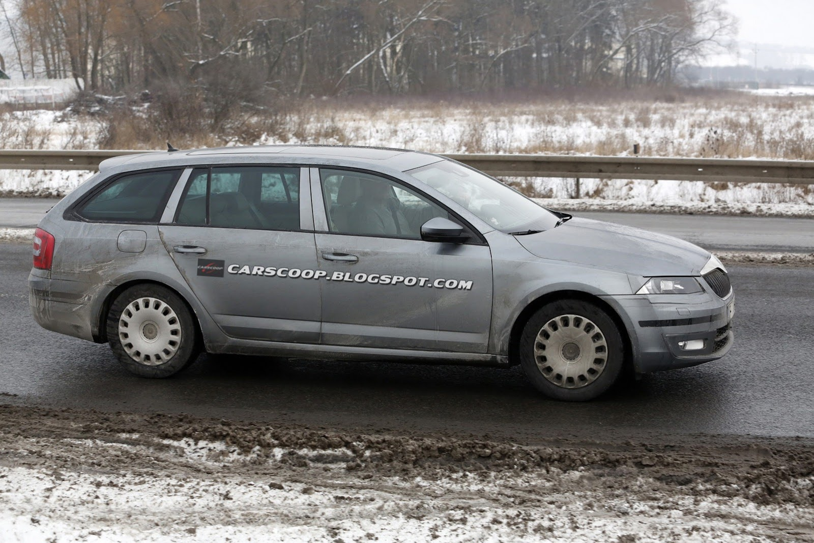 Skoda Octavia Combi Limited Edition GT photo 13