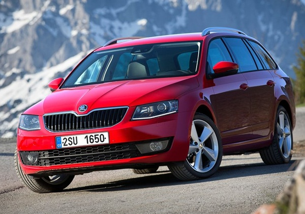 Skoda Octavia Combi Limited Edition GT photo 17