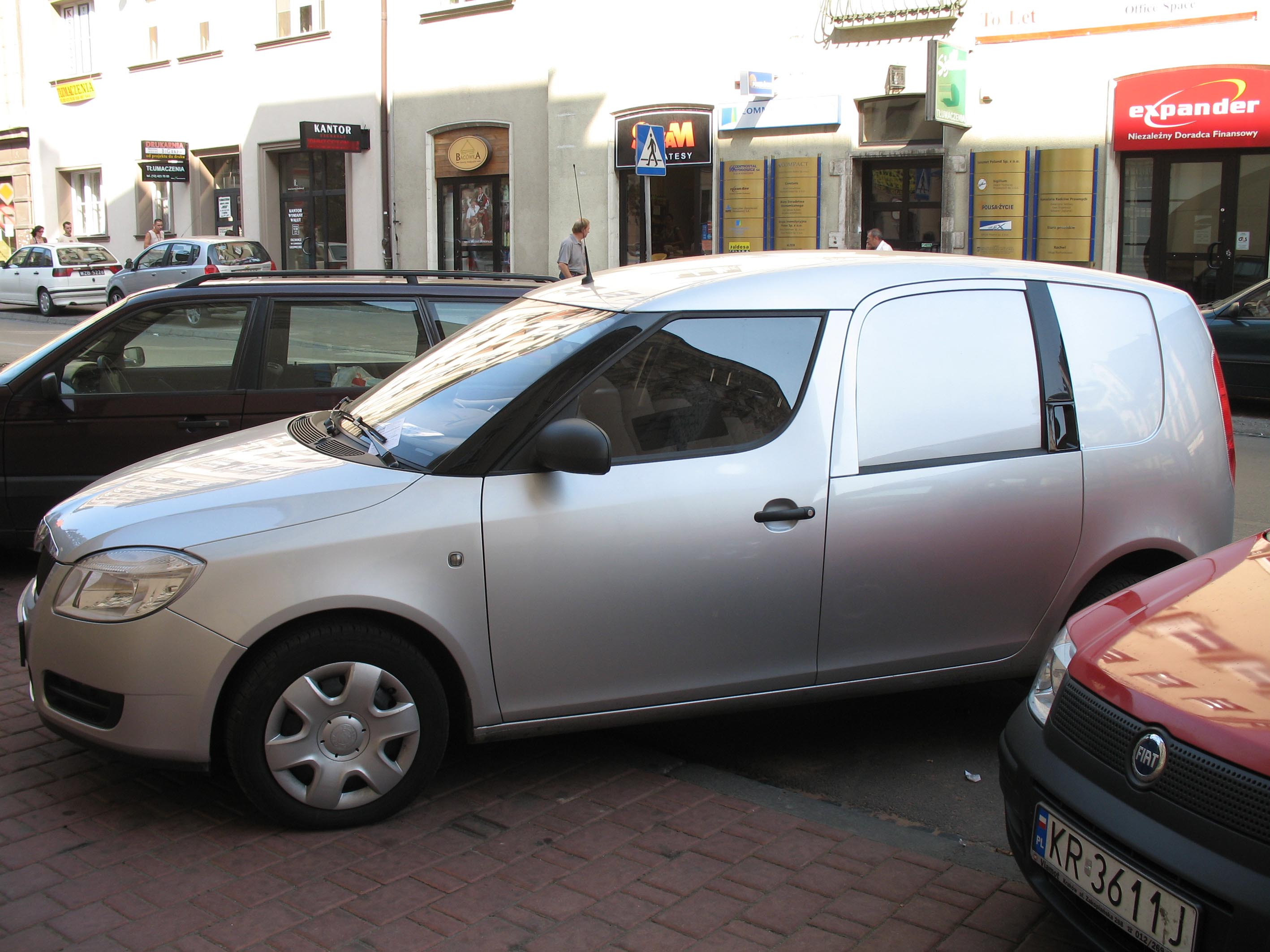 Skoda Praktik photo 01