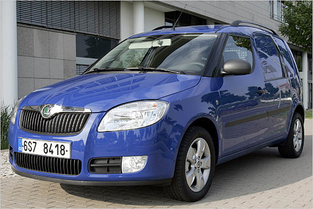 Skoda Praktik photo 10