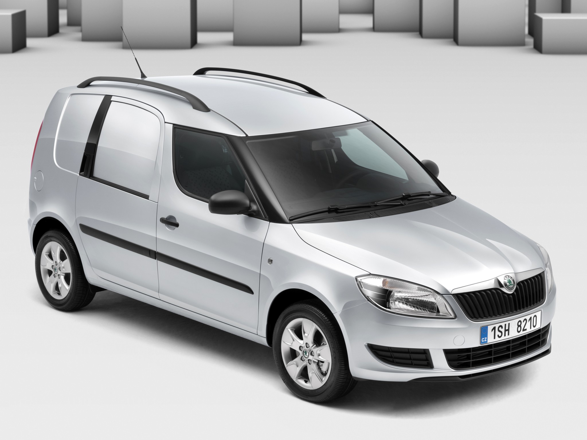 Skoda Praktik photo 11