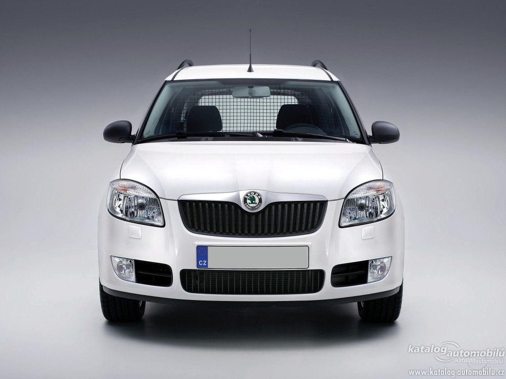 Skoda Praktik photo 17