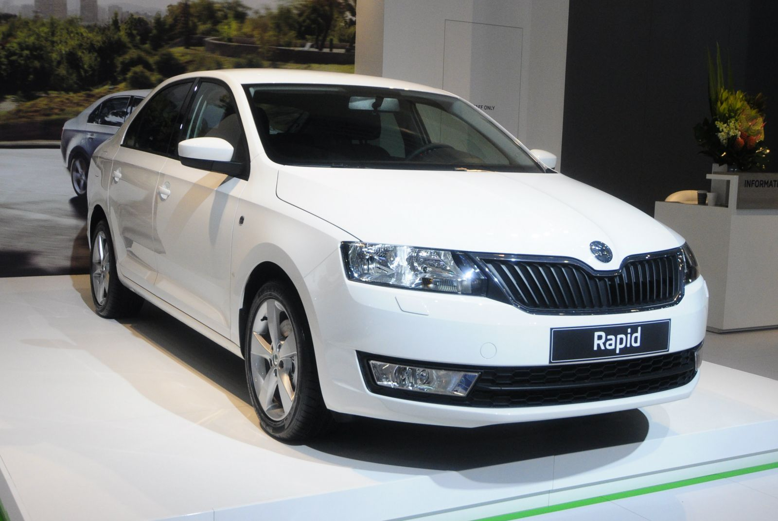 skoda rapid history photos on better parts ltd. Black Bedroom Furniture Sets. Home Design Ideas