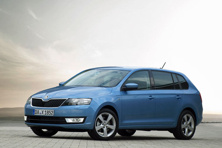 skoda rapid kombi technical details history photos on better parts ltd