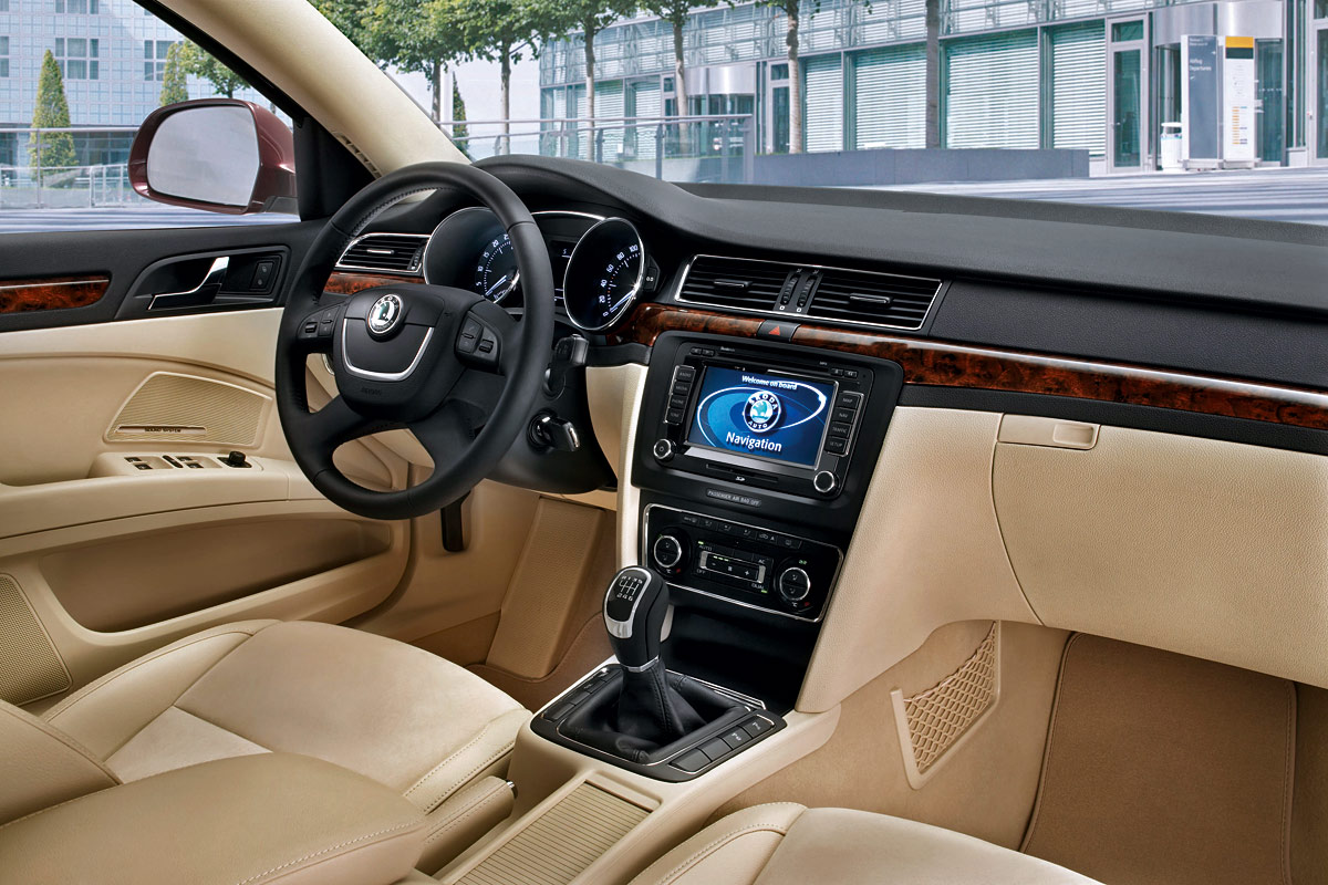 Skoda Superb image #5