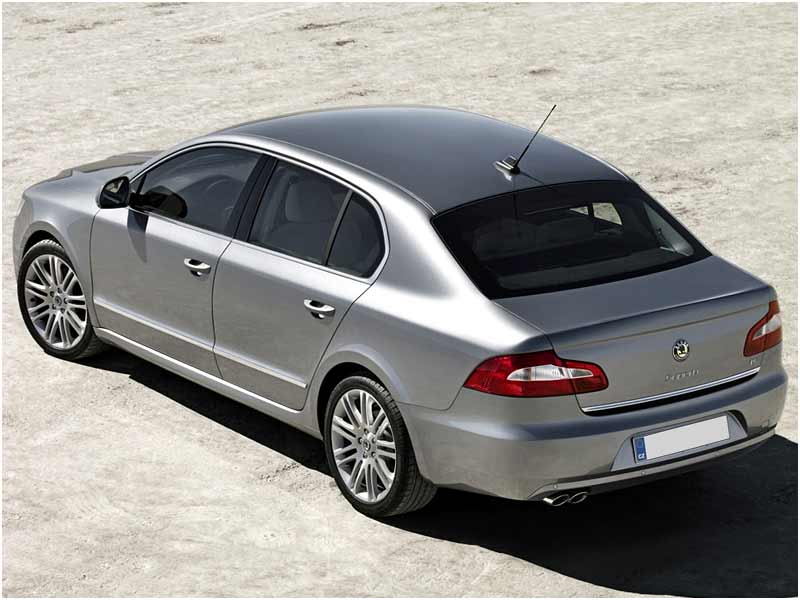 Skoda Superb Exclusive image #8