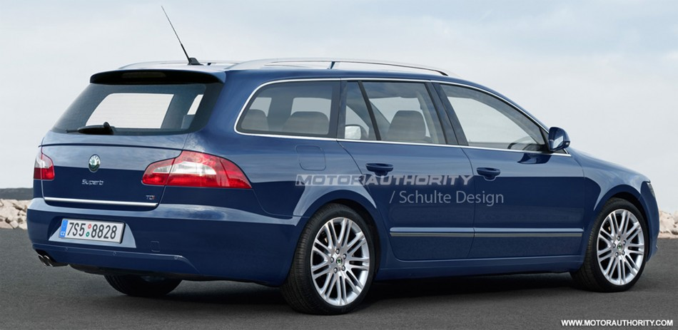 Skoda Superb Exclusive image #11