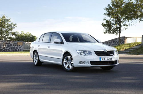 Skoda Superb Greenline image #14