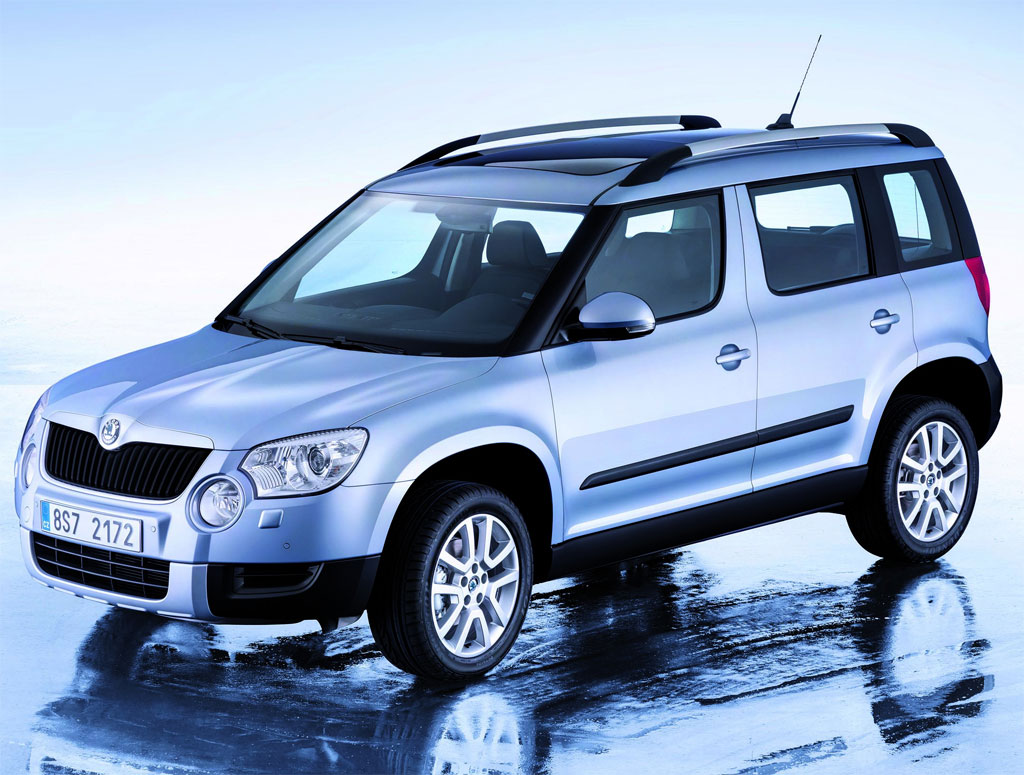Skoda Yeti History Photos On Better Parts Ltd