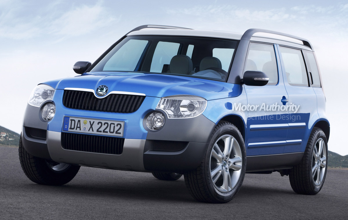 Skoda Yeti Maxi Technical Details History Photos On Better Parts Ltd