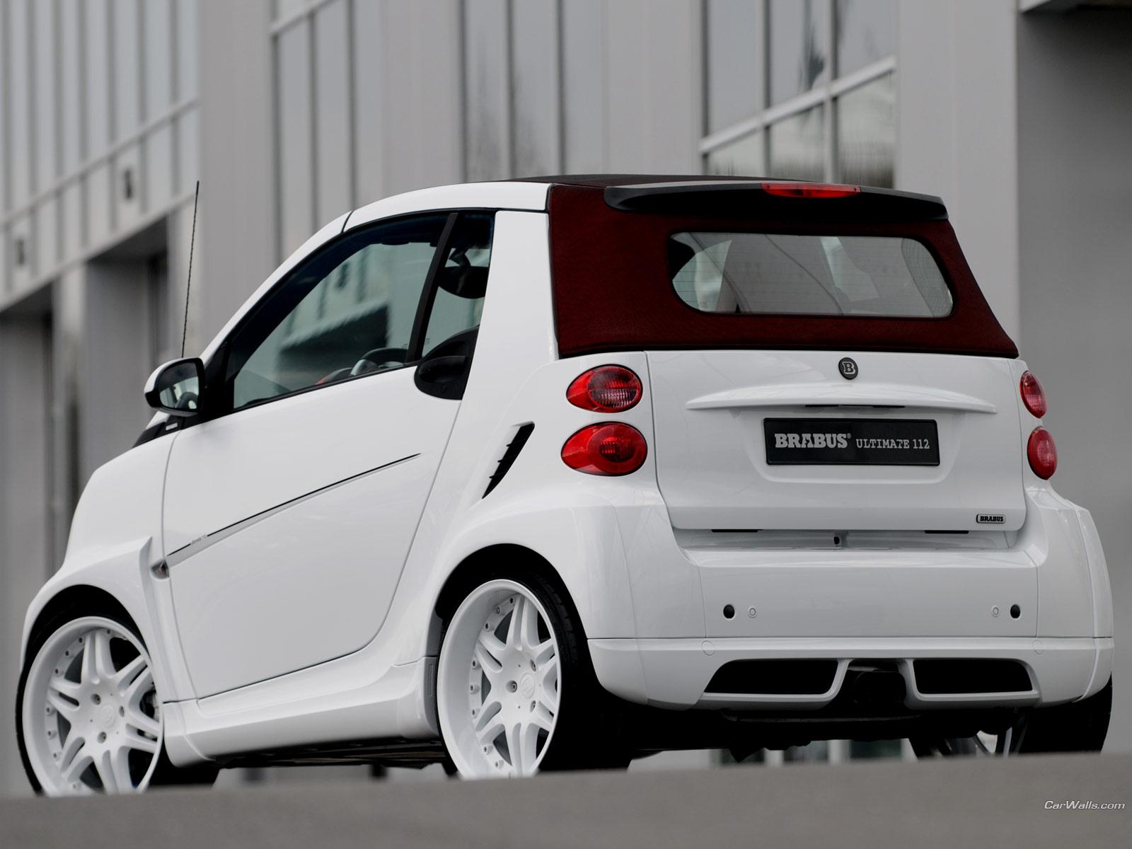 Brabus Smart Car For Sale