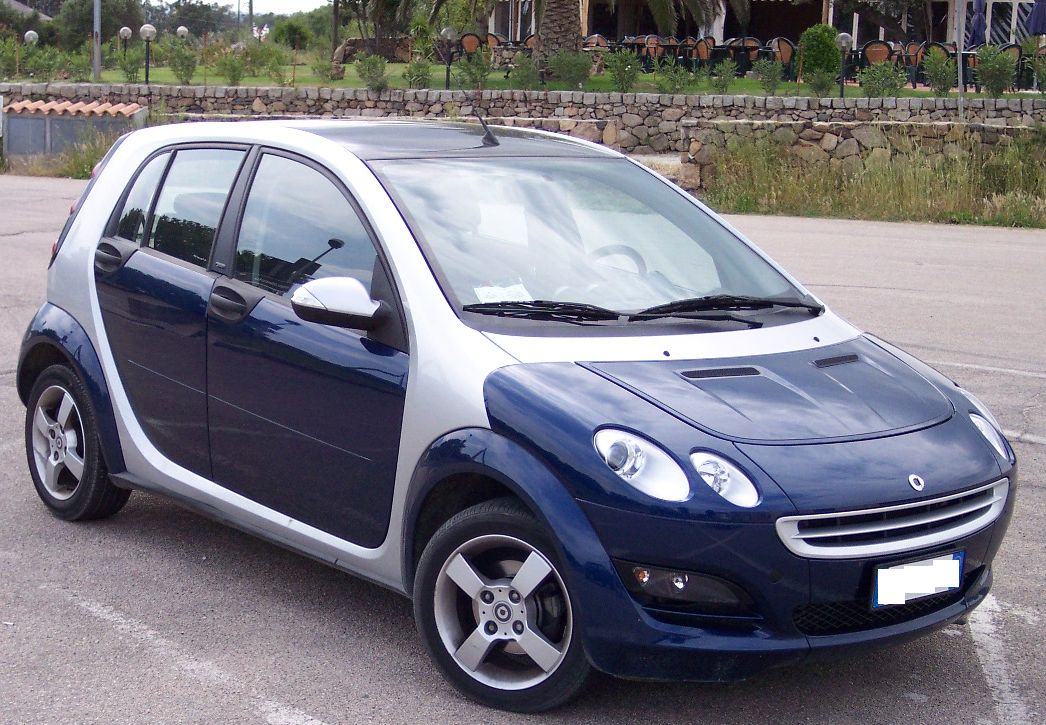 Smart forfour image #6