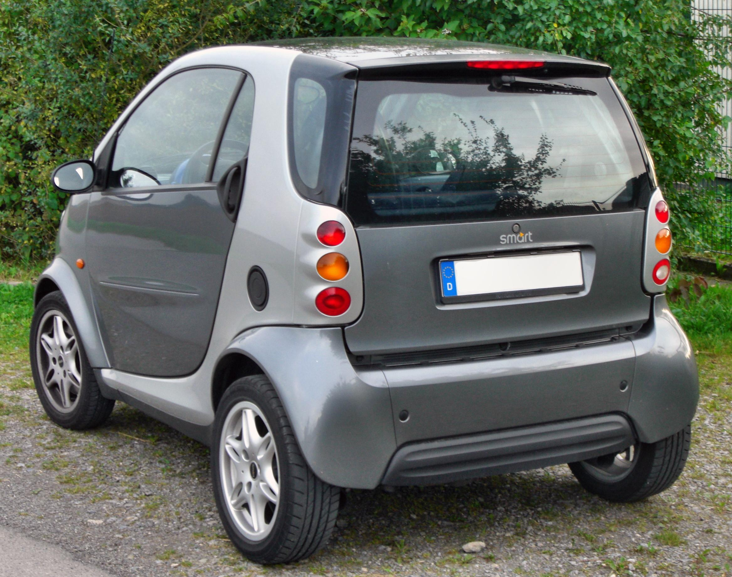 Smart fortwo photo 05