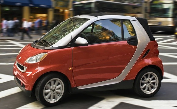 Smart fortwo photo 14