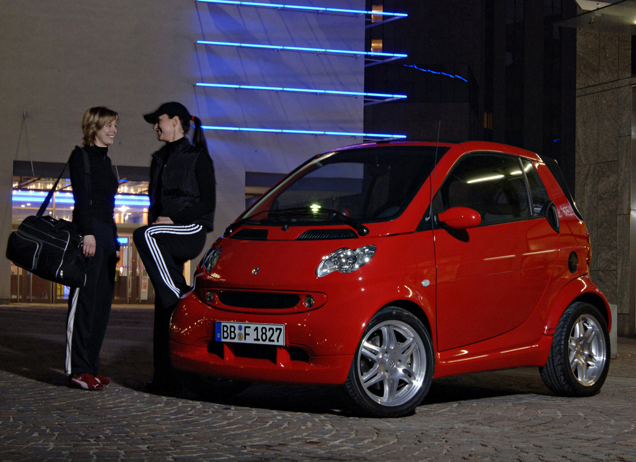 Smart, fortwo, roof Box