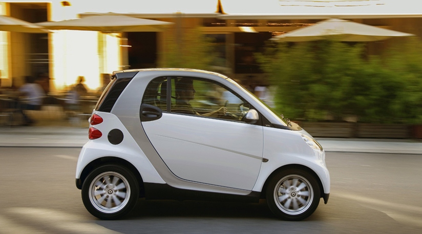Smart fortwo mhd image #2