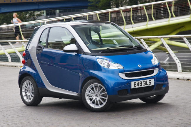 Smart fortwo mhd image #17