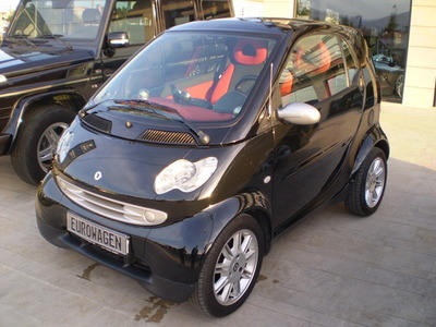 Smart fortwo sunray image #2