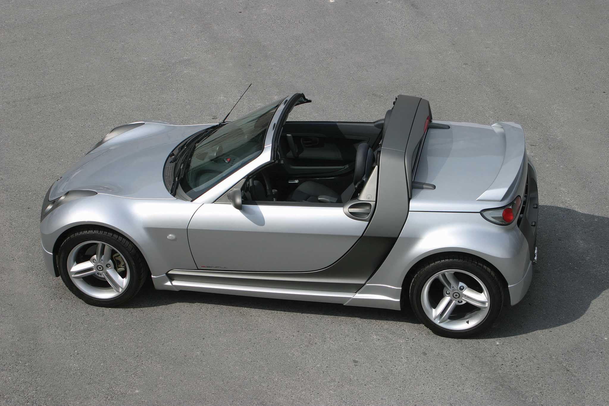 smart roadster history photos on better parts ltd. Black Bedroom Furniture Sets. Home Design Ideas