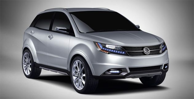 Ssangyong C 200 image #1