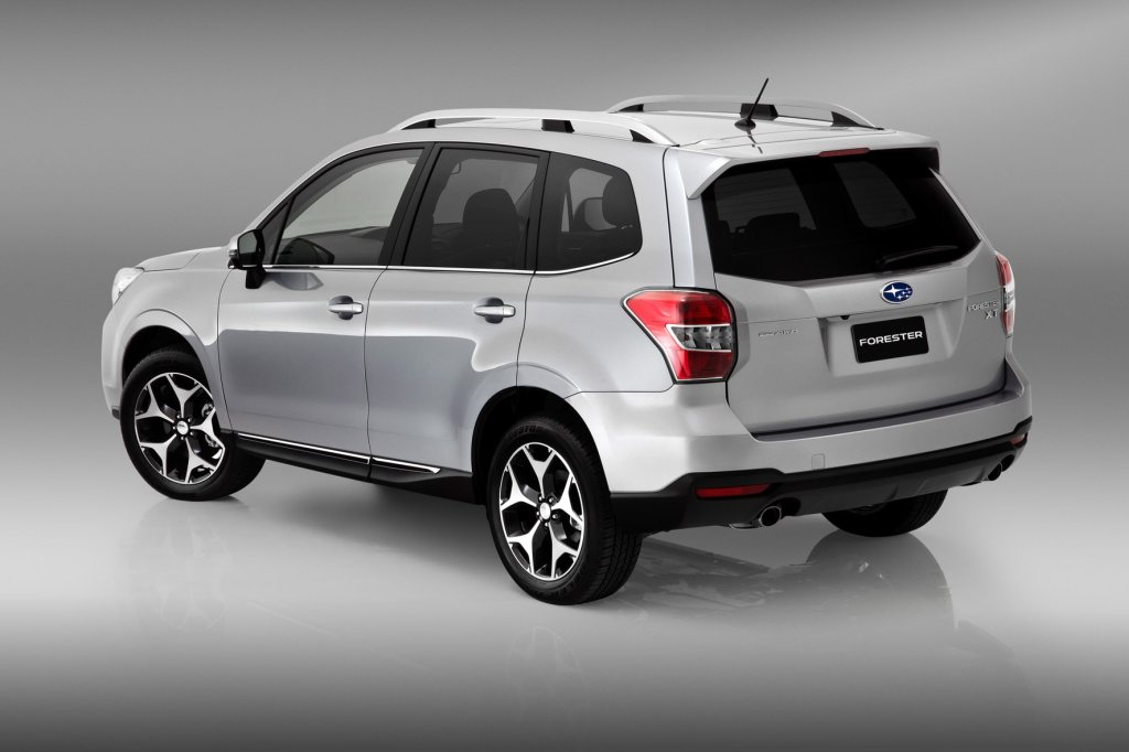 Subaru Forester 2 0 Xt Turbo Rinspeed Technical Details