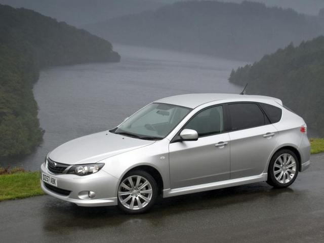 Subaru Impreza 2 0r Technical Details History Photos On