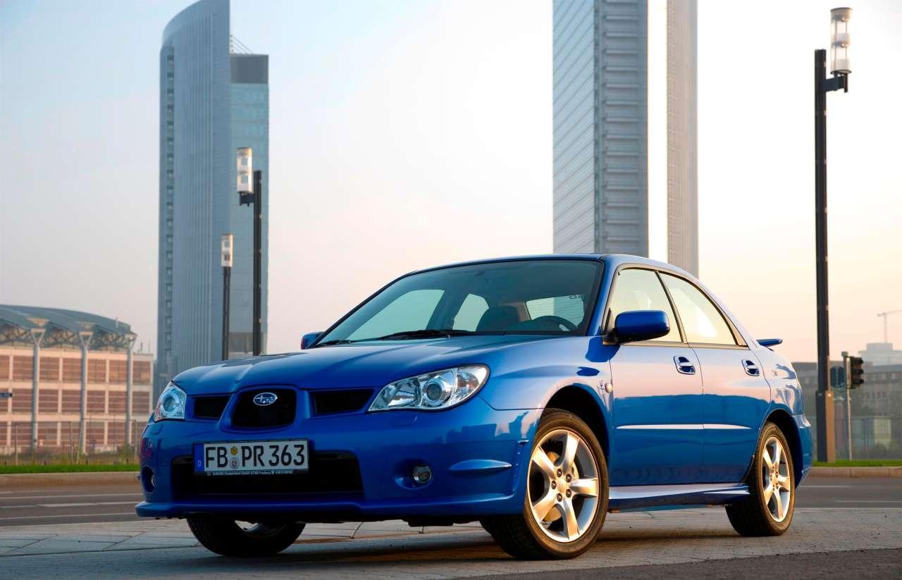 Subaru Impreza 2 0r Rs Image 5