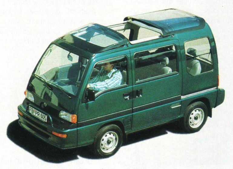 Subaru Libero photo 04