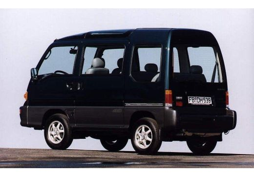 Subaru Libero photo 11
